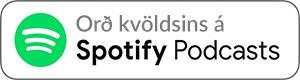 Orð kvöldsins á Spotify Podcasts